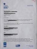 DOT certificate for Tyres Page 1