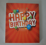 birthdays card