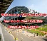 Welcome to 120 Canton Fair