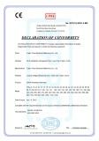 CE Certificate for YHG alternator