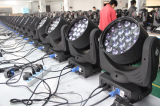 led stage lights aging test line