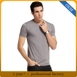High Quality Men Plain Blank Bamboo T Shirts Wholesale
