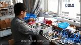 powder coating machine control unit production
