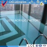 Acrylic Sheet for Outside Swimming Pool