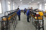 Assembly Line of C-80 Plate compactor