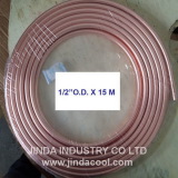 "1/2"" Pancake Coil Copper Tube"