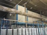 Powder coating workshop
