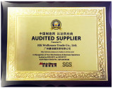 Audited Supplier by Sgs [27 Jul, 2015]