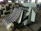 Fully Automatic Roll Paper Punching Machine