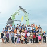 CBFI Colleagues Took Part In The Tourism In Huizhou