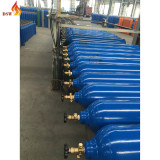 seamless steel gas cylinder pass hydraulic test