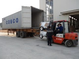 50 set of GLT4000-6M Mobile Light Tower Delivery to Brasil