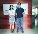 Kyrghyzstan Client visit