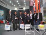 TTM in Bauma China 2010