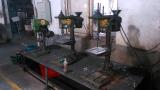drilling machine and threading machine