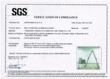 Multi-Purpose Ladder Certification SGS