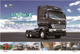 HOWO A7 6*4 tractor truck