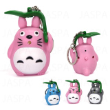 Simulating Totoro Animal′s Voice LED Keychain Light Flashlight (71-1Y1298)
