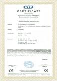 ATC Certificate