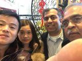 Customer′s visiting