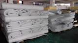 White pad stack