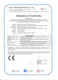 CE certificate Media Converters_OnAccess2000_EMC