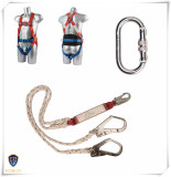 Scaffolding Collection system Set 3P Full body harness Fall protection