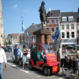Street Legal Electric Car with EEC Approval In Netherlands