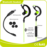 Mobile Phone Accessories Ear-Hook Wireless Blue Tooth Earphone