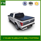 Hard Folding Aluminum Tonneau Cover for Pickup Truck Ford RAM Toyota