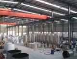 Small beer brewing equipment workshop