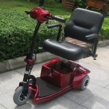 three wheel disabled scooter