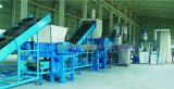 Waste Tyre Crusher/Tyre Shredder