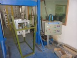 Loading test of cable hanger of extension ladders