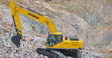 EVERUN Excavator works in CZ