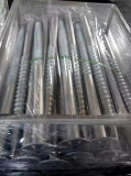 High Dip Glavanized Ground Screw for Solar Construction Projects