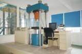 600 ton hydraulic compression comparing machine