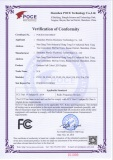 Outdoor Full color LED display FCC Certificate