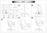 Assembly instruction for office chair