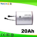 LANYU Brand NEW 20AH Li-ion battery
