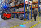 a new system to help avoid forklift/pedestrian accidents!