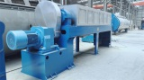 twin screw press for fishmeal plant line
