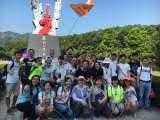 Cytac Tourist to YangTai Mountain in Shenzhen