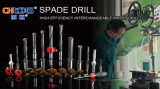 Spade drill