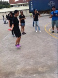 Ropers-Rope skipping game 2015