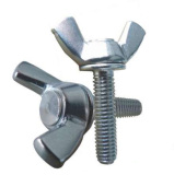 DIN316 Wing Bolt with Zinc plated Carbon Steel/ Staineless Steel
