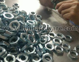 Carbon Steel Hex Nuts with Zinc Plated