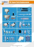 N Powder Coating Gun Spare Part Catalogue