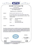 CE Certificate for 81800,82000,82500,83000 Power Inverter