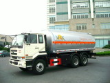 Fuel tank Truck (22500Liters) for Mongolia market